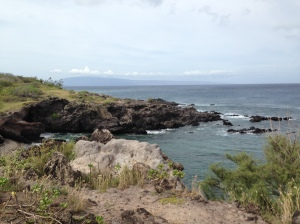 Lanai to the left