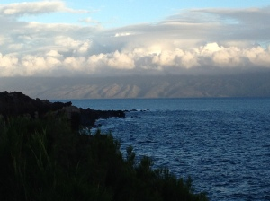 Molokai to the right of you